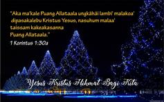 Tema Natal 2018 Basa Bambam